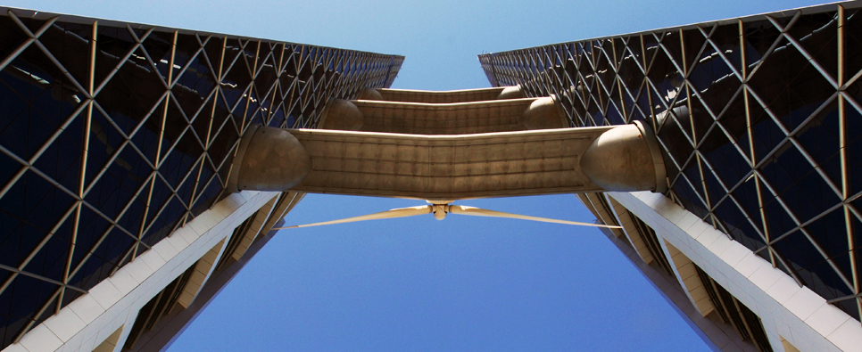 Airtech Projects - Bahrain World Trade Centre Wind Turbines