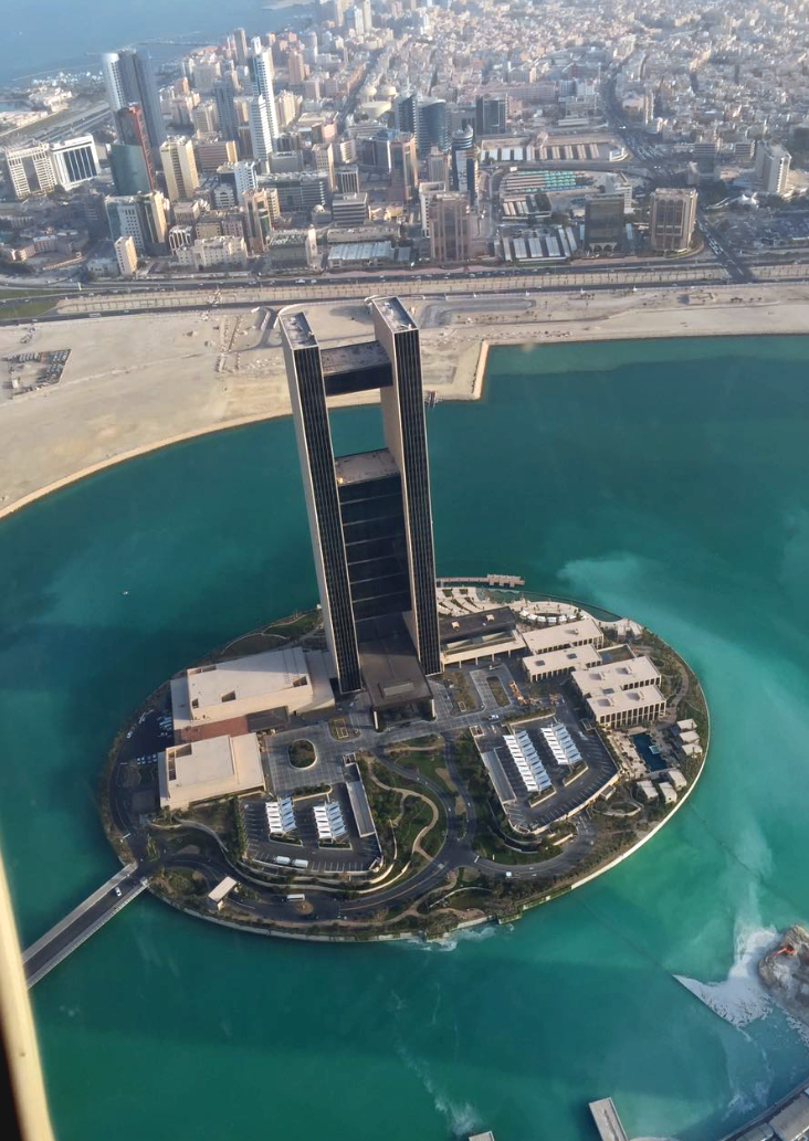 Airtech Projects - Four Seasons Hotel Aerial